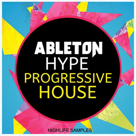 Ableton Hype Progressive House