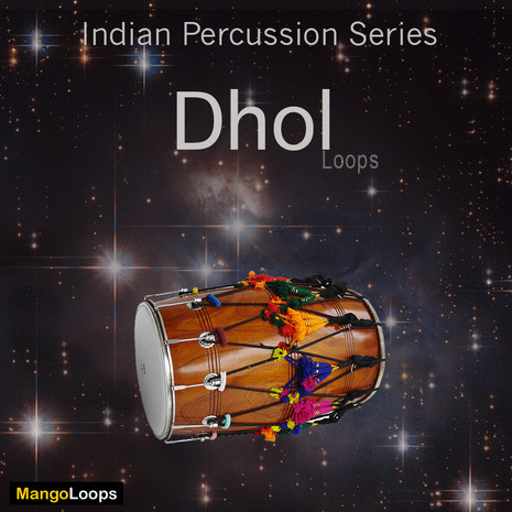 Indian Percussion Series: Dhol