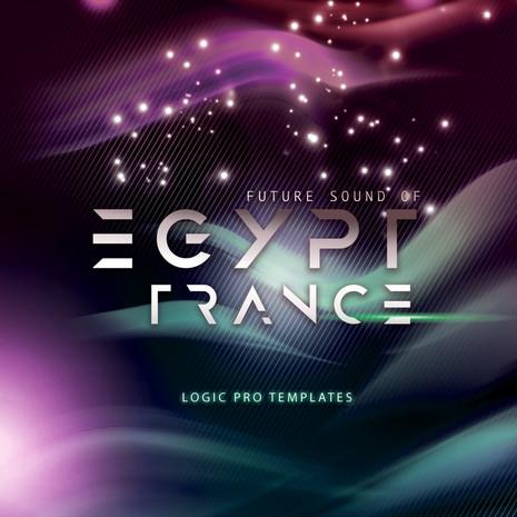 Future Sound Of Egypt Trance: Logic Pro Templates