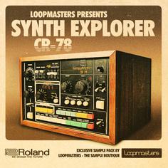 Synth Explorer: CR-78
