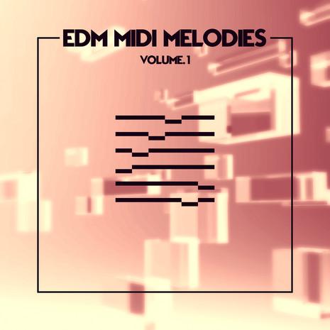EDM MIDI Melodies Vol 1