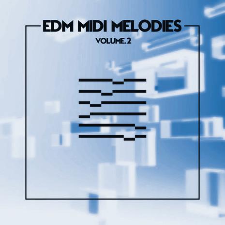 EDM MIDI Melodies Vol 2