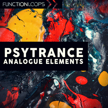 Analogue Psytrance Elements