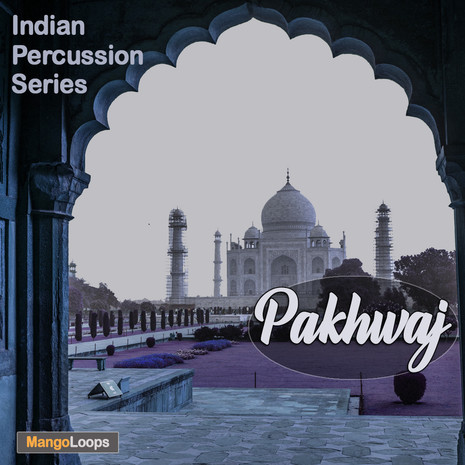 Indian Percussion Series: Pakhwaj