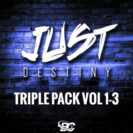 Just Destiny: Triple Pack (Vols 1-3)