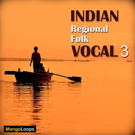 Indian Regional Folk Vocal Vol 3