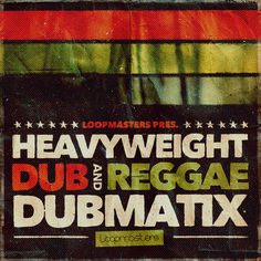 Dubmatix: Heavyweight Dub & Reggae