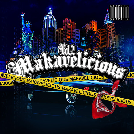 Makavelicious Vol 2