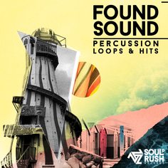 Found Sound Percussion Hits & Loops Vol 2