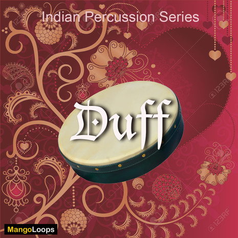 Indian Percussion Series: Duff