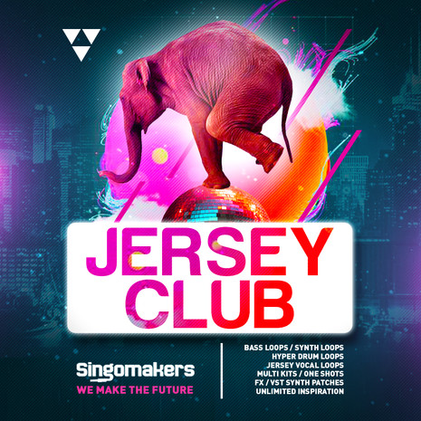 Jersey Club Sessions