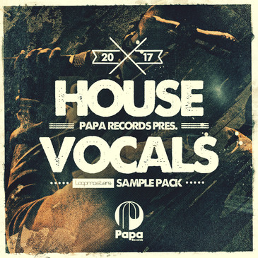 Papa Records: House Vocals