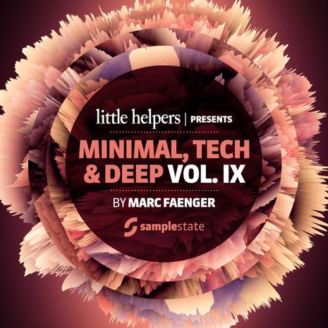 Little Helpers Vol 9: Marc Faenger