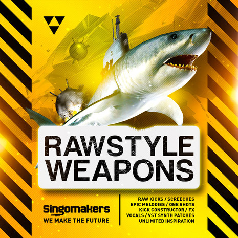 Rawstyle Weapons