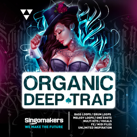 Organic Deep Trap