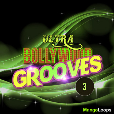 Ultra Bollywood Grooves Vol 3