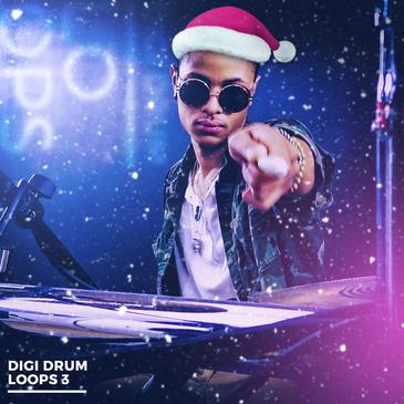 Digi Drum Loops 3