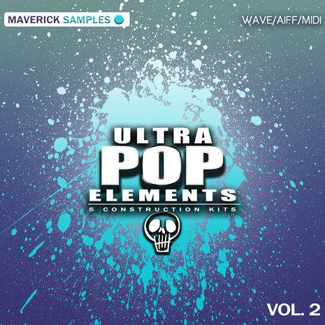 Ultra Pop Elements Vol 2