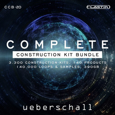 Ueberschall Complete Construction Kit Bundle