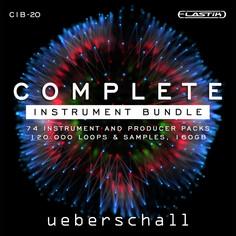 Ueberschall Complete Instrument Bundle