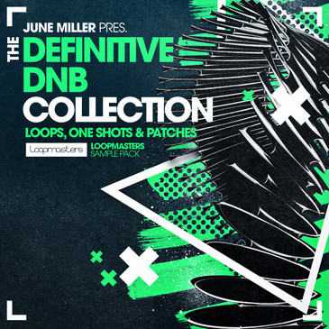 June Miller: The Definitive DnB Collection