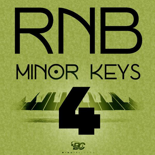 RnB Minor Keys 4