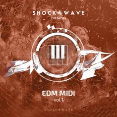 Pro Series: EDM MIDI Vol 1
