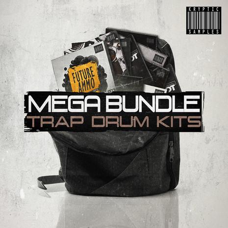 Mega Bundle Trap Drum Kits
