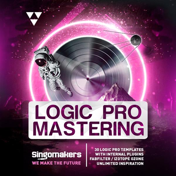 Logic Pro Mastering