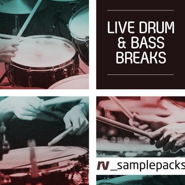 Live Drum & Bass Breaks