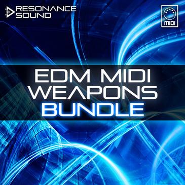 RS: EDM MIDI Weapons Bundle