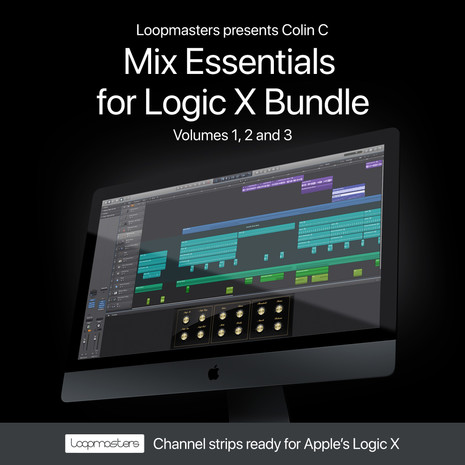 Mix Essentials For Logic X Bundle