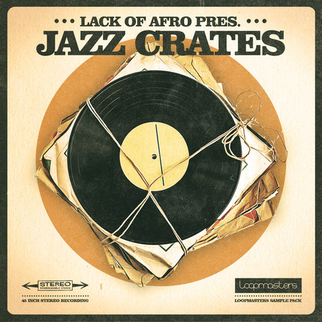 Lack Of Afro: Jazz Crates