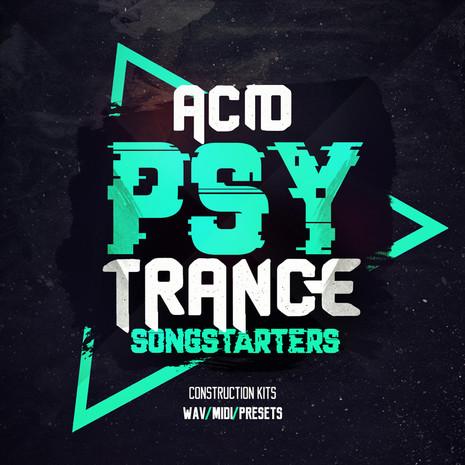 Acid PSY Trance Songstarters