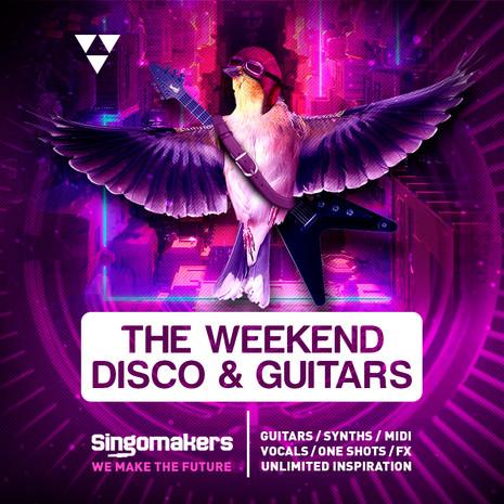 The Weekend Disco & Guitars