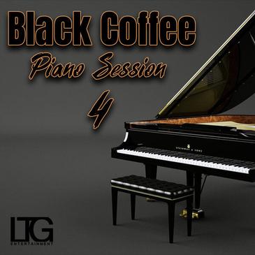 Black Coffee: Piano Session 4