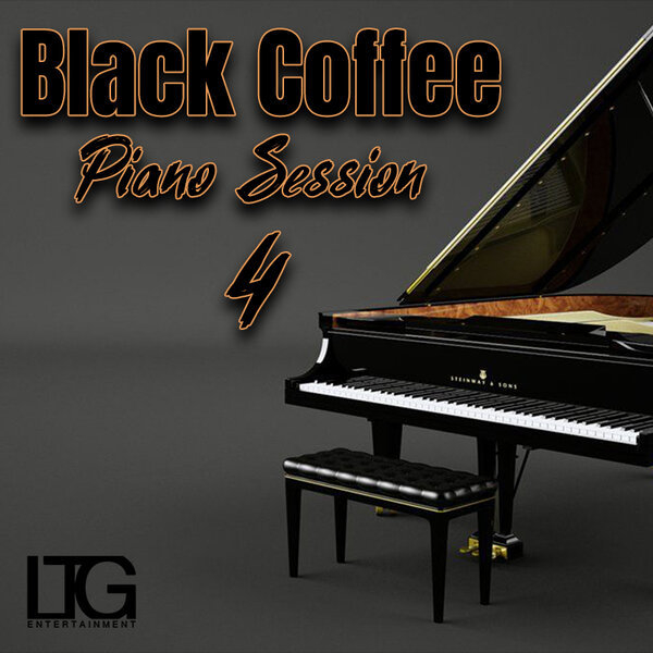Black Coffee: Piano Session 4