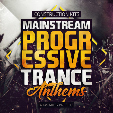 Mainstream Progressive Trance Anthems