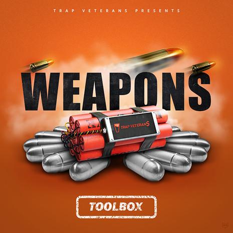 Weapons Toolbox Drum Kit