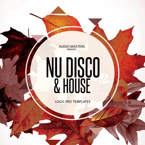 Nu Disco & House Bundle: Logic Pro Templates