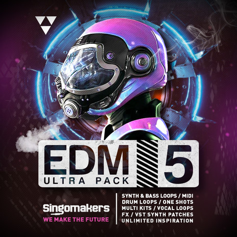 EDM Ultra Pack Vol 5