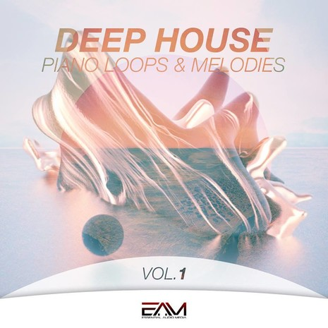 Deep House Piano Loops & Melodies Vol 1