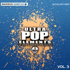 Ultra Pop Elements Vol 3