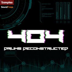 404 Drums Deconstructed