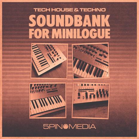 Tech House & Techno Minilogue Soundbank