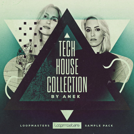Anek: The Tech House Collection