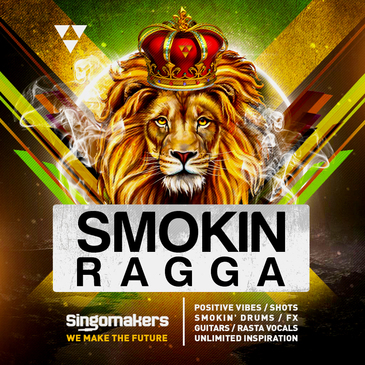 Singomakers - Smokin Ragga (REX2, WAV)