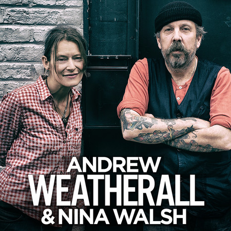 Andrew Weatherall & Nina Walsh: WRF Lab Test