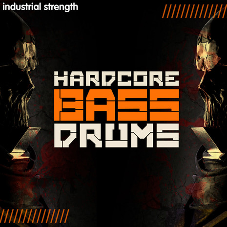 Hardcore Bass Drums