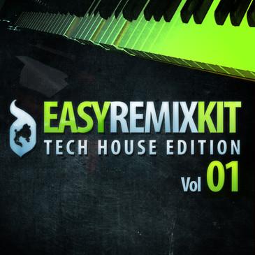 Easy Remix Kit Vol 1: Tech House Edition